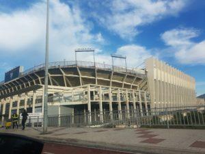 Stadion des Malaga C.F