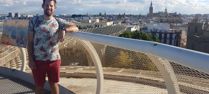 Reise nach Sevilla und Faro